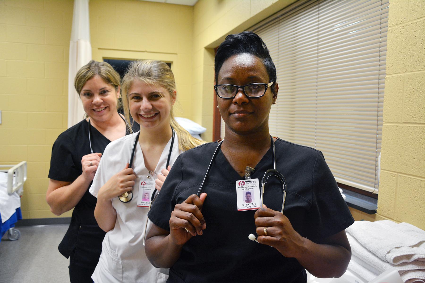 Nursing Assistant easiest degree in college