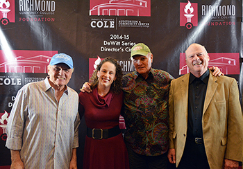 Beach Boys at Director's Circle meet-and-greet
