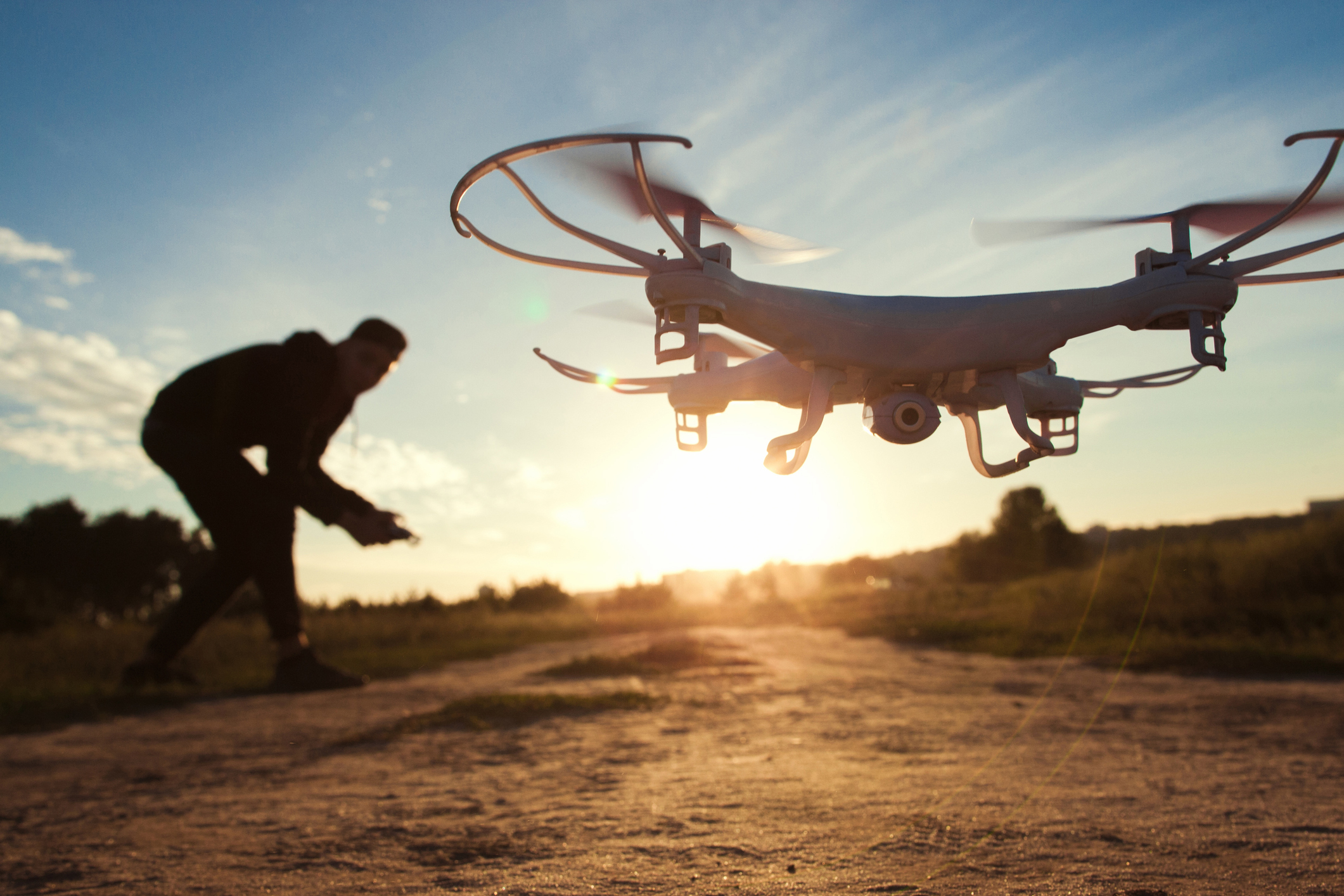 A Drone Technology and Operation class will be held at Richmond Community College on Saturday, March 25, from 8 a.m. to 5 p.m.