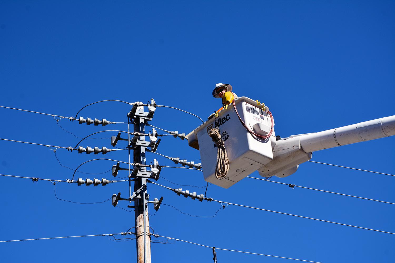 Orientation For Electric Lineman Program At Richmondcc Is Nov 7
