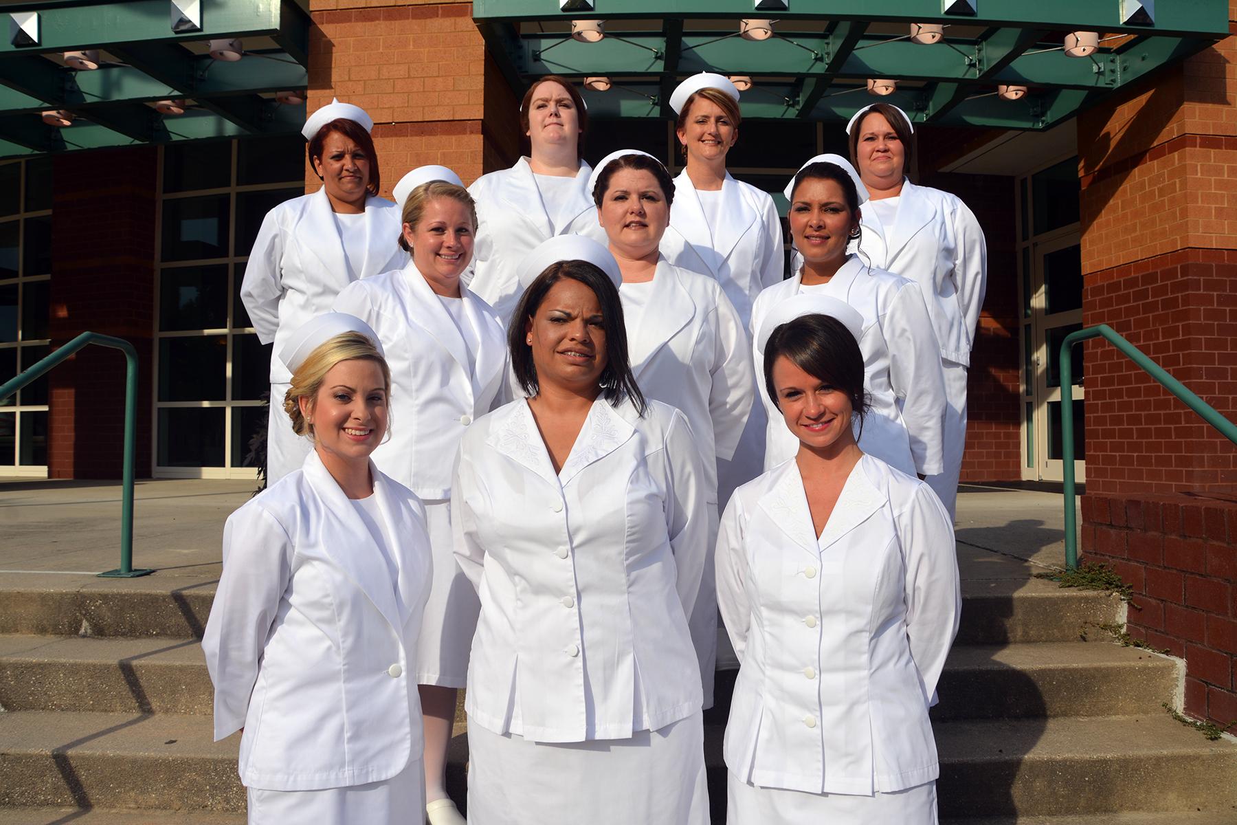 Practical Nursing Class of 2015
