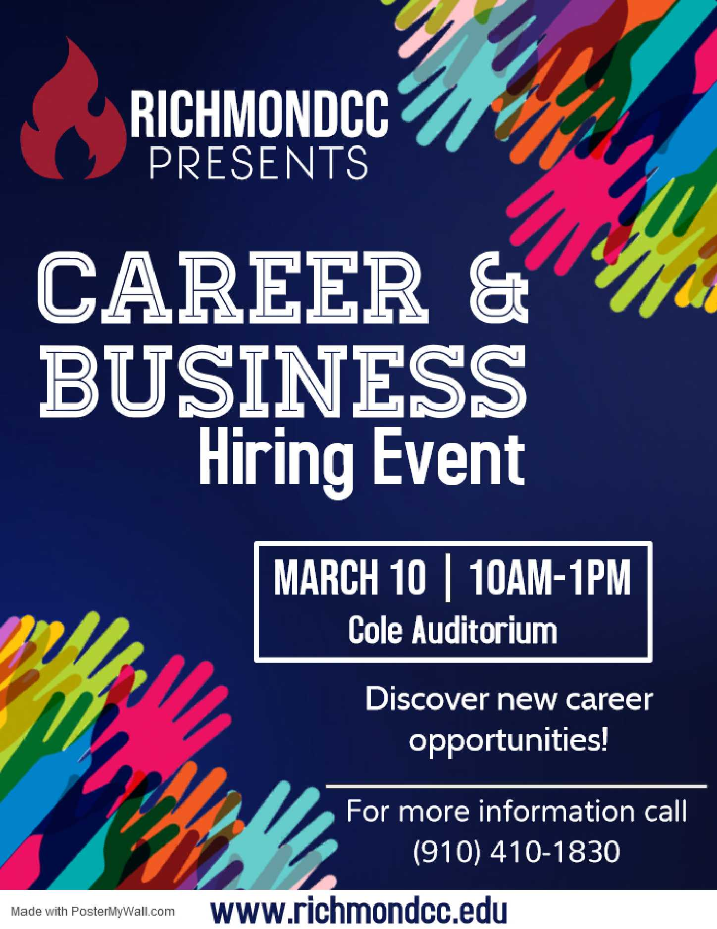 Career Hiring Event