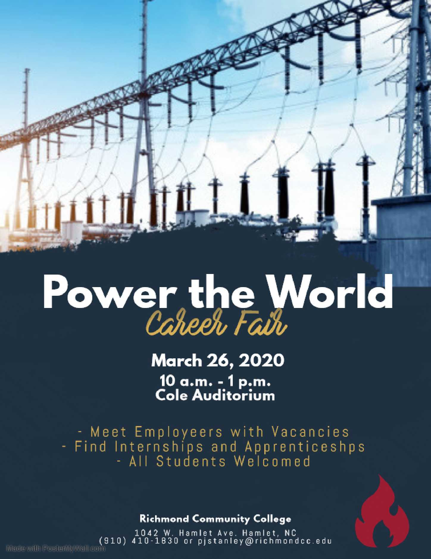 Power the World Flyer