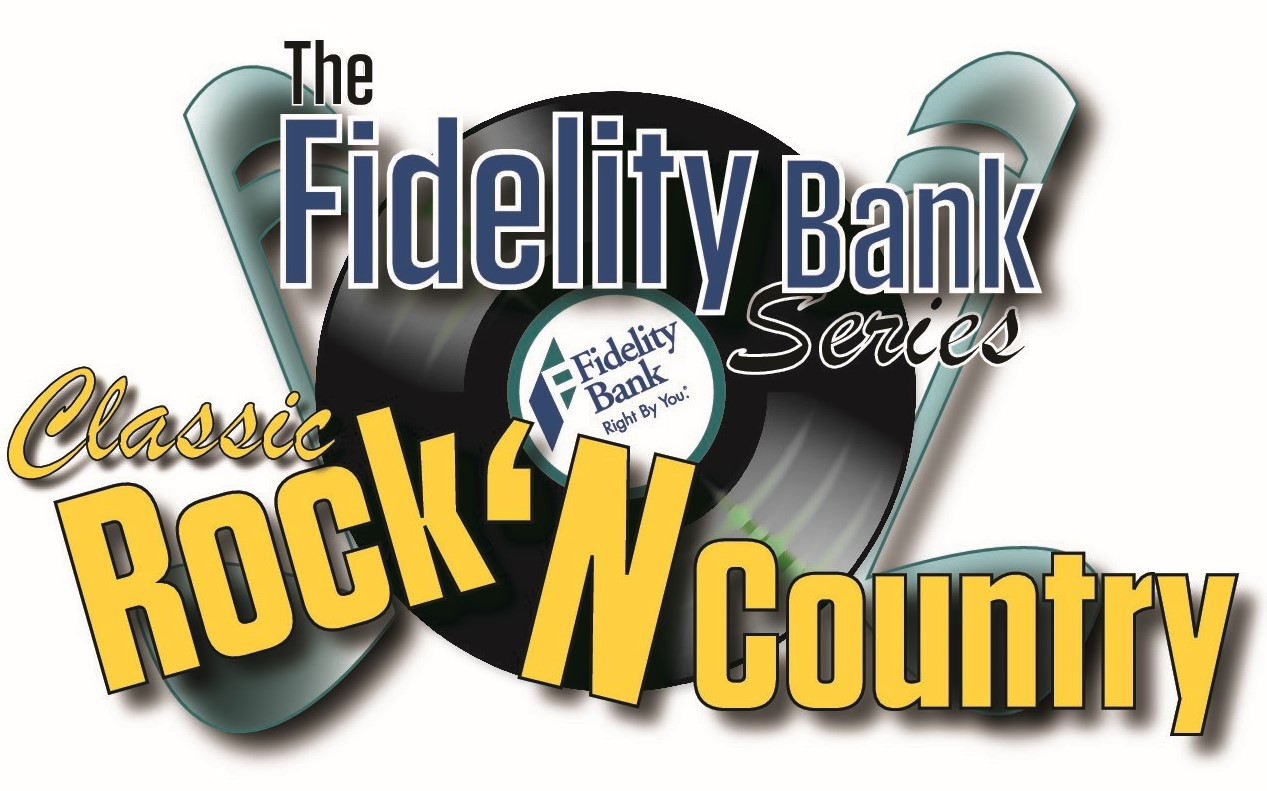 Fidelity Bank Rock 'N Country series logo