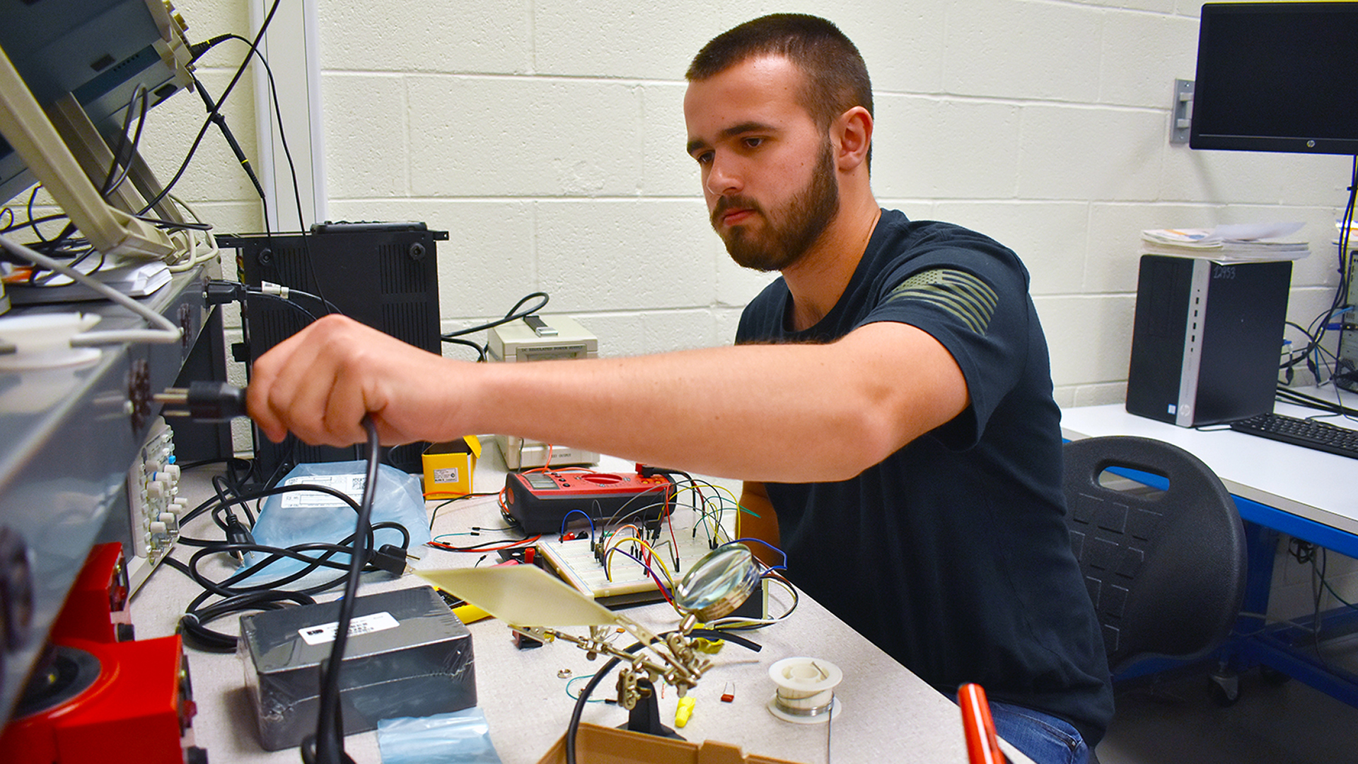 Electronics Engineering Technician (CIP 15.0303)  Richmond Community College