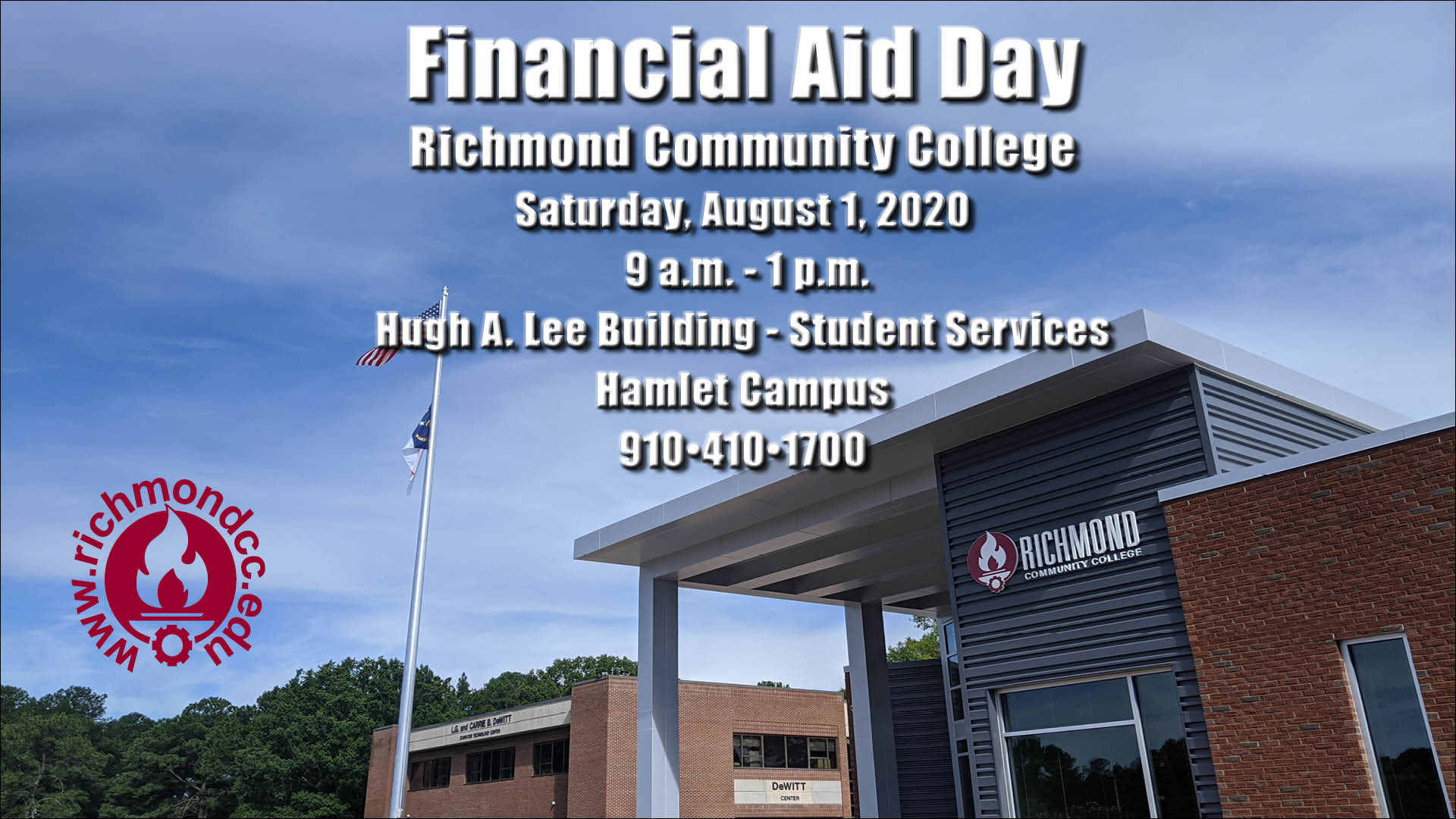 Financial Aid Day Fall 2020