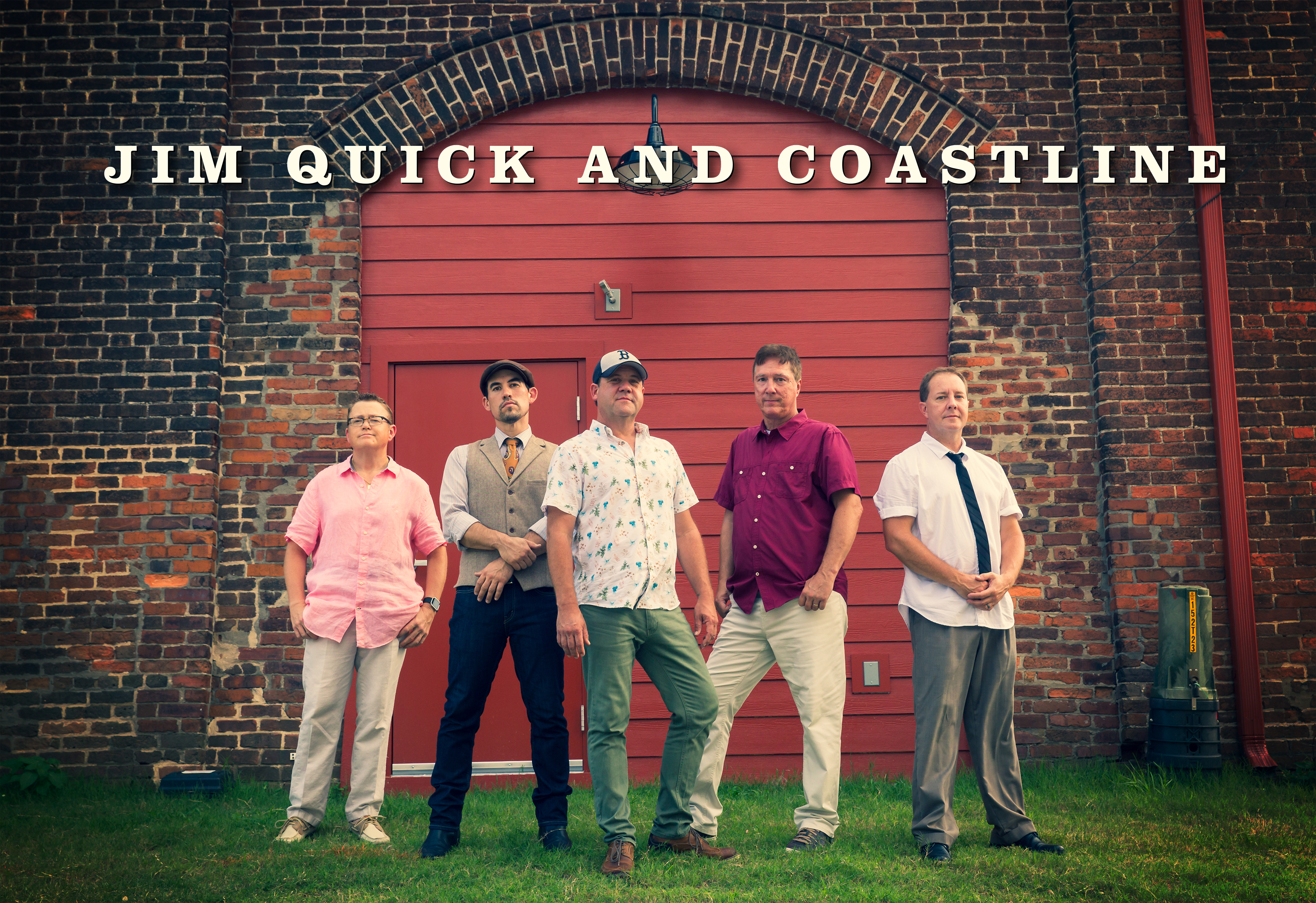 Jimmy Quick and Coastline Band show promo