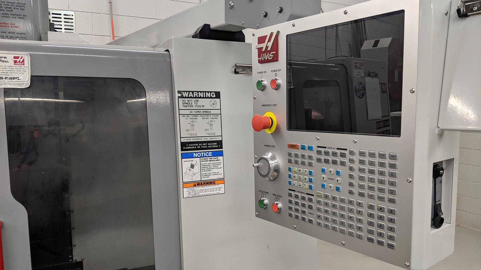 Computer-Integrated Machining at Richmond Community College