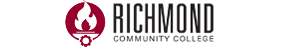 Richmond Community College logo