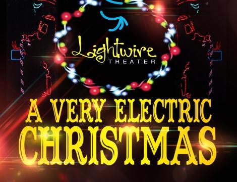 A Very Electric Christmas logo