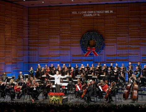 Symphony on stage