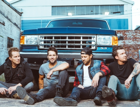 Parmalee band photo