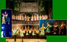 Rhythm of the Dance Photo Collage