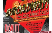 Broadway The Big Band Years Logo