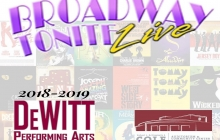 Broadway Tonite Live show image