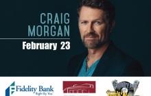 Craig Morgan February 23