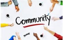 Community Meeting Artwork